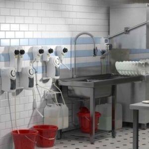 Dishwash Dosing Systems