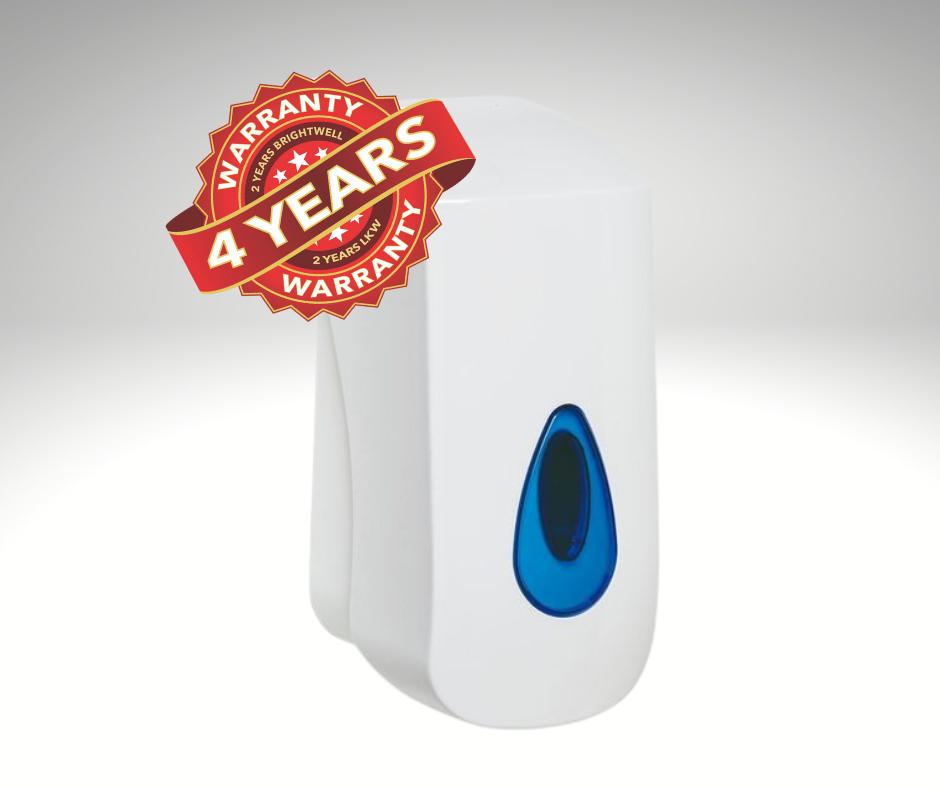 Modular soap dispenser
